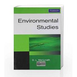 Environmental Studies, 1e by MANJUNATH Book-9788131709122