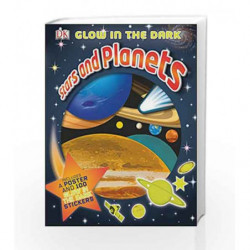 Glow in the Dark Stars and Planets (Dk) by DK Book-9781409365860