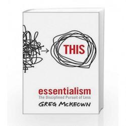 Essentialism by Greg McKeown Book-9780753555163