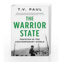 The Warrior State by T.V. Paul Book-9788184005516