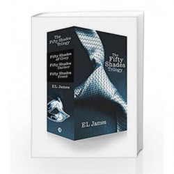Fifty Shades Trilogy (Fifty Shades of Grey / Fifty Shades Darker / Fifty Shades Freed) by E L James Book-9780099580577