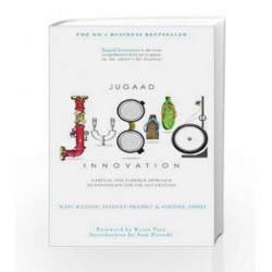 Jugaad Innovation: A Frugal and Flexible Approach to Innovation for the 21st Century by Navi Radjou Book-9788184002058