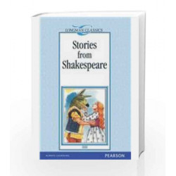 Stories from Shakespeare by LONGMAN Book-9788131710579
