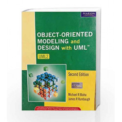 Object - Oriented Modeling and Design With UML, 2e by RUMBAUGH / BLAHA Book-9788131711064