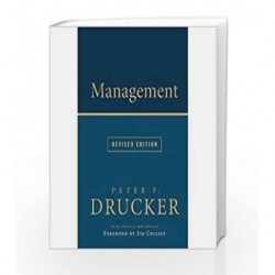 Management by Drucker, Peter F Book-9780062371355
