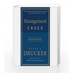 Management Cases by Drucker, Peter F Book-9780062365767