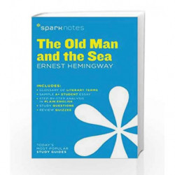 The Old Man and the Sea SparkNotes Literature Guide by NA Book-9781411469723