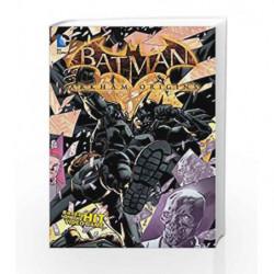 Batman: Arkham Origins by Adam Beechen Book-9781401248864