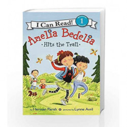 Amelia Bedelia Hits the Trail (I Can Read Level 1) by Herman Parish Book-9780062095268