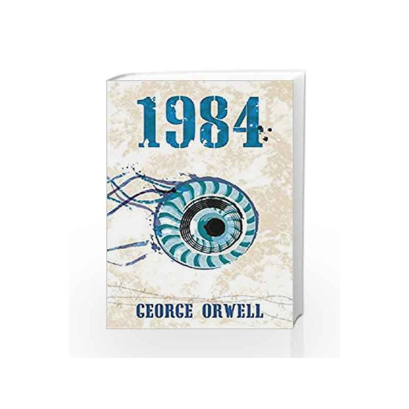 1984 by George Orwell Book-9788192910901