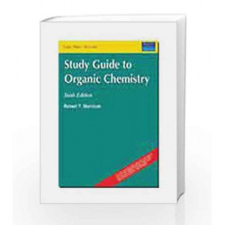 Study Guide to Organic Chemistry, 6e by MORRISON Book-9788131711514
