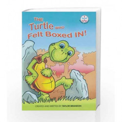 Turtle Who Felt Boxed In! (Animal Opposites) by Taylor Brandon Book-9788126419500