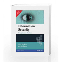 Information Security by Mark Merkow Book-9788131712887