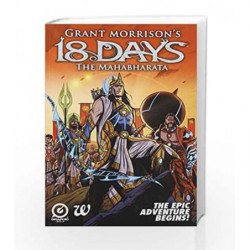 18 Days: The Mahabharata by MORRISON GRANT Book-9789384030346