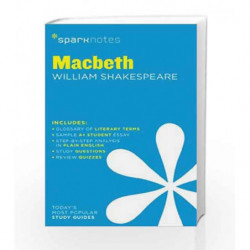Macbeth SparkNotes Literature Guide (SparkNotes Literature Guides) by Shakespeare, William Book-9781411469600