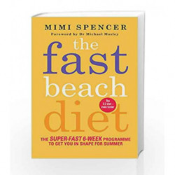 The Fast Beach Diet by Mimi Spencer Book-9781780722245