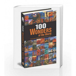 100 Wonders of the World by NILL Book-9781445490236