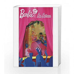 Barbie: I can be an Actress by Parragon Book-9781445487151