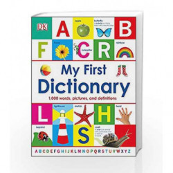 My First Dictionary (Dk) by NA Book-9781409386117