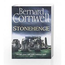 Stonehenge by Bernard Cornwell Book-9780007550890