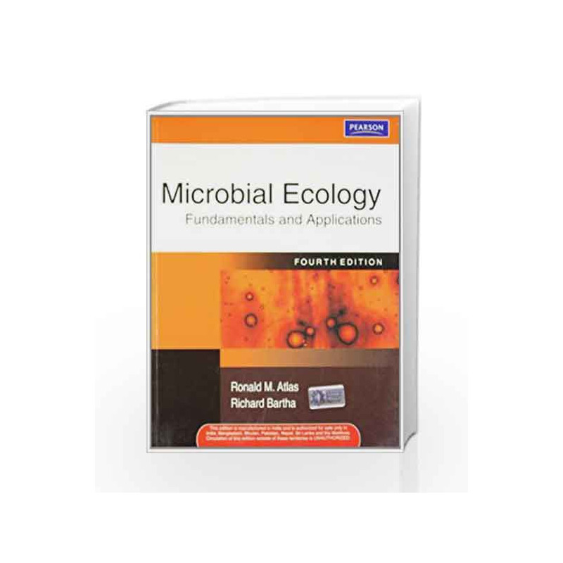 Microbial Ecology: Fundamentals and Applications, 4e by Atlas Book-9788131713846