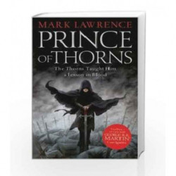 Prince of Thorns (The Broken Empire) by Mark Lawrence Book-9780007423637
