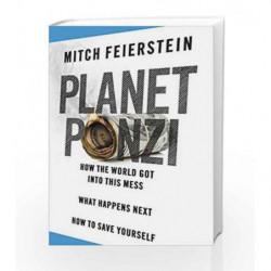 Planet Ponzi by Mitch Feierstein Book-9780552778275
