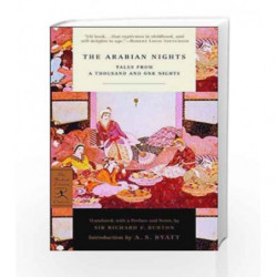The Arabian Nights: Tales from a Thousand and One Nights (Modern Library Classics) by Burton, Richard Book-9780812972146