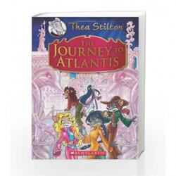 Thea Stilton: The Journey to Atlantis (Geronimo Stilton: Thea Stilton) by Stilton, Thea Book-9780545440202