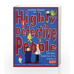 7 Years Of Highly Defective People (Dilbert) by Scott Adams Book-9780836236682