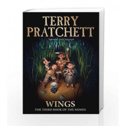 Wings: The Third Book of the Nomes (The Bromeliad Trilogy) by Terry Pratchett Book-9780552551021