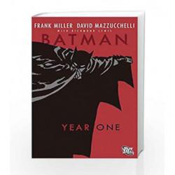 Batman: Year One by Frank Miller Book-9780290204890