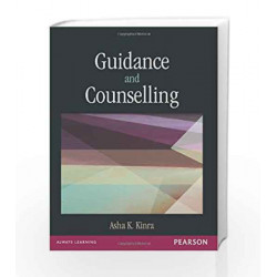 Guidance and Counselling, 1e by Kinra Book-9788131715277