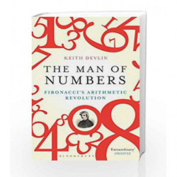 The Man of Numbers: Fibonacci's Arithmetic Revolution by Keith Devlin Book-