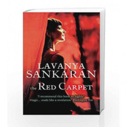 The Red Carpet by Lavanya Sankaran Book-9781472206404