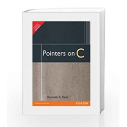 Pointers on C, 1e by REEK Book-9788131715840