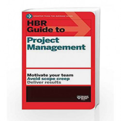 HBR Guide to Project Management by NIL Book-9781422187296