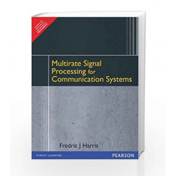 Multirate Signal Processing for Communication Systems, 1e by HARRIS Book-9788131715970