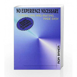 No Experience Necessary (with 2 CD's) by BAKER, RON Book-9788188452385