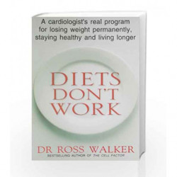 Diets Don't Work by WALKER, ROSS Book-9788188452774