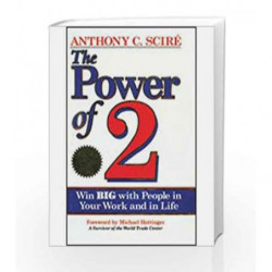 The Power of 2 by Anthony C. Scire Book-9788188452293