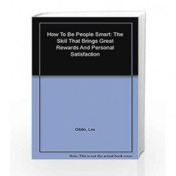 How to be People Smart by GIBLIN LES Book-9789380227306