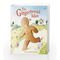The Gingerbread Man (Usborne Picture Story Books) by Mairi Mackinnon Book-9781409531661