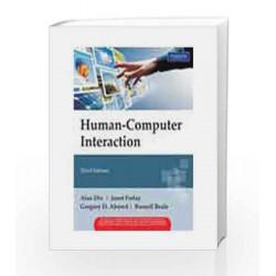 Human-Computer Interaction, 3e by Dix Book-9788131717035