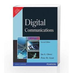Digital Communications, 2e by Glover Book-9788131717141