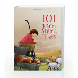 101 Farm Animal Stories by Om Books Book-9789380069852