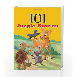 101 Jungle Stories by Om International Book-9789380069579