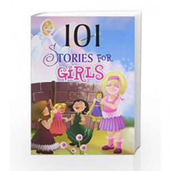 101 Stories For Girls by Om Books Book-9789380070766