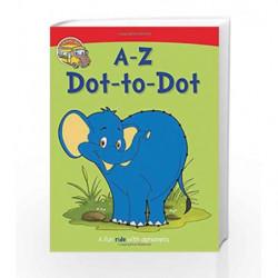 Dot-to-Dot A - Z by NA Book-9789382607069