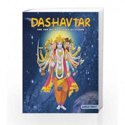 Large Print: Dashavtar by Sunita Pant Bansal Book-9788187108399
